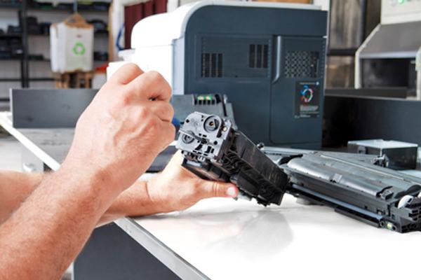 Заправка картриджей для принтера своими руками