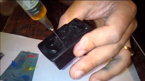 Заправка картриджей hp домашних условиях видео
