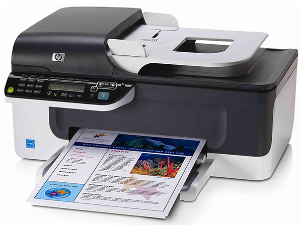 Installing HP wireless printer software - Wireless