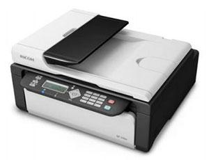 Драйвер для принтера Рикон Sp 111 скачать