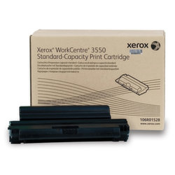 Заправка картриджа 106R01529 (без чипа) Xerox WorkCentre 3550 (требуется прошивка аппарата)