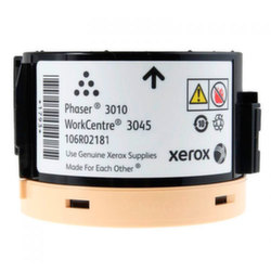 Заправка картриджа 106R02181 Xerox Phaser 3010, 3040, WorkCentre 3045, 3040NI + чип