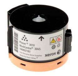 Заправка картриджа 106R02183 Xerox Phaser 3010, 3040, WorkCentre 3045, 3040NI + чип