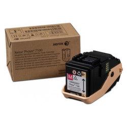 Заправка картриджа 106R02607 Xerox Phaser 7100, 7100DN, 7100N (пурпурный)