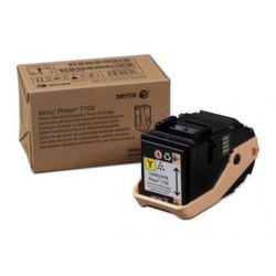 Заправка картриджа 106R02611 Xerox Phaser 7100, 7100DN, 7100N (желтый)