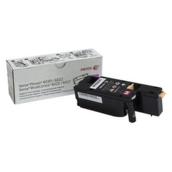 Заправка картриджа 106R02761 Xerox Phaser 6020, 6022, WorkCentre 6025, 6027 (пурпурный)