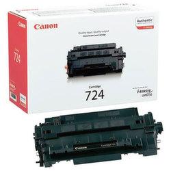 Заправка картриджа Cartridge 724 Canon LBP 6750 i-Sensys