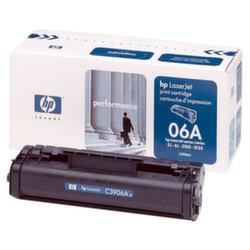 Заправка картриджа C3906A (06A) HP LaserJet 5L, 6L, 3100, 3150