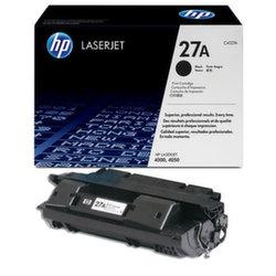 Заправка картриджа C4127A (27A) HP LaserJet 4000, 4050