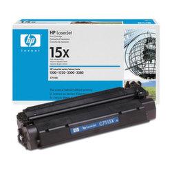 Заправка картриджа C7115X (15X) HP LaserJet 1200, 1220, 3300, 3310, 3320, 3330, 3380