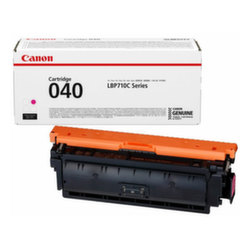 Заправка картриджа Canon 040 Magenta
