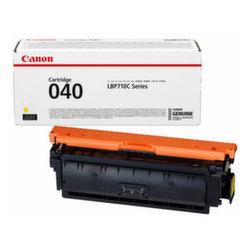 Заправка картриджа Canon 040 Yellow