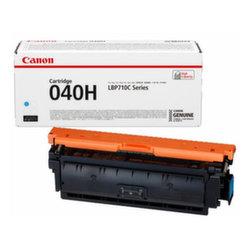 Заправка картриджа Canon 040H Cyan + чип