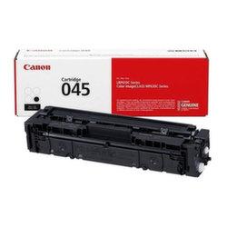Заправка картриджа Canon 045 Bk + чип