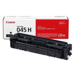 Заправка картриджа Canon 045H Bk + чип