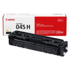 Заправка картриджа Canon 045H Y