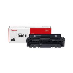 Заправка картриджа Canon 046H Black + чип