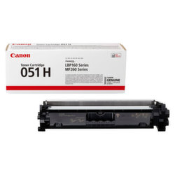 Заправка картриджа Canon 051H