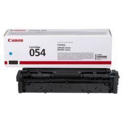 Заправка картриджа Canon 054 Cyan + чип