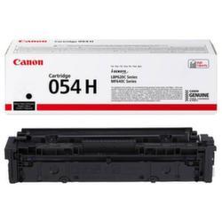 Заправка картриджа Canon 054H Black + чип