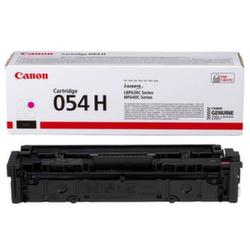 Заправка картриджа Canon 054H Magenta + чип