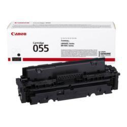 Заправка картриджа Canon 055 Black + чип