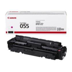 Заправка картриджа Canon 055 Magenta