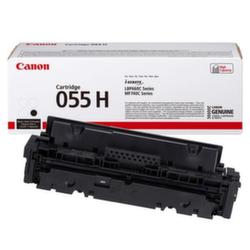 Заправка картриджа Canon 055H Black