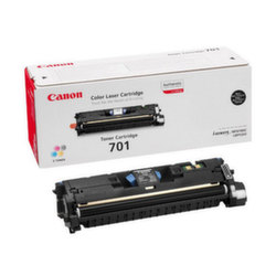 Заправка картриджа Cartridge 701Bk Canon LaserBase MF8180C i-Sensys, LBP-5200