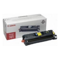 Заправка картриджа Cartridge 701Y Canon LaserBase MF8180C i-Sensys, LBP-5200