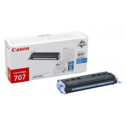 Заправка картриджа Cartridge 707C Canon LBP-5000 i-Sensys Laser Shot, LBP-5100