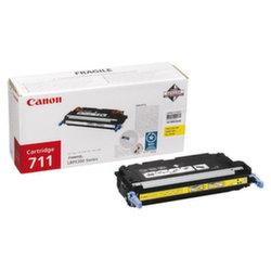 Заправка картриджа Cartridge 711Y Canon imageClass MF9220, MF9280, LaserBase MF9130 i-Sensys, MF9170, MF9220, MF9280, LBP-5300, LBP-5360