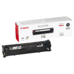 Заправка картриджа Cartridge 716Bk Canon LaserBase MF8030 i-Sensys, MF8040, MF8050, MF8080, LBP5050