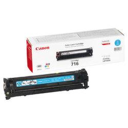 Заправка картриджа Cartridge 716C Canon LaserBase MF8030 i-Sensys, MF8040, MF8050, MF8080, LBP5050