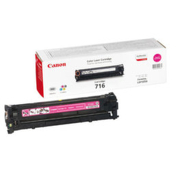 Заправка картриджа Cartridge 716M Canon LaserBase MF8030 i-Sensys, MF8040, MF8050, MF8080, LBP5050