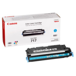 Заправка картриджа Cartridge 717C Canon LaserBase MF8450 i-Sensys