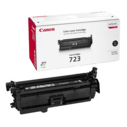 Заправка картриджа Cartridge 723Bk Canon LBP 7750 i-Sensys