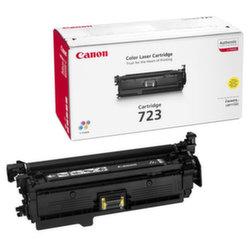 Заправка картриджа Cartridge 723Y Canon LBP 7750 i-Sensys