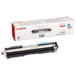 Заправка картриджа Cartridge 729 Cyan Canon LBP-7010C i-Sensys, LBP-7018C