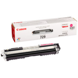 Заправка картриджа Cartridge 729 Magenta Canon LBP-7010C i-Sensys, LBP-7018C