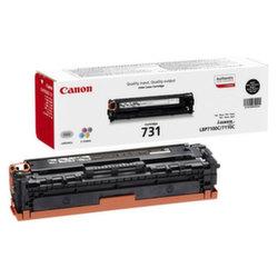 Заправка картриджа Cartridge 731 Black для Canon LaserBase i-Sensys MF623CN, MF628CW, MF8230CN, MF8280CW, LBP7100CN, LBP7110CW