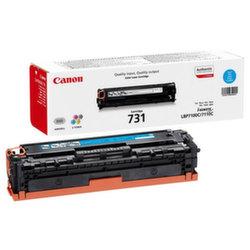 Заправка картриджа Canon 731 Cyan + чип