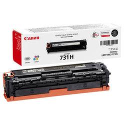 Заправка картриджа Cartridge 731H Black для Canon LaserBase i-Sensys MF623CN, MF628CW, MF8230CN, MF8280CW, LBP7100CN, LBP7110CW