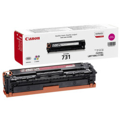 Заправка картриджа Cartridge 731 Magenta для Canon LaserBase i-Sensys MF623CN, MF628CW, MF8230CN, MF8280CW, LBP7100CN, LBP7110CW