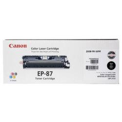 Заправка картриджа EP-87Bk Canon ImageClass MF8170, MF8180, LBP-87, LBP-2410