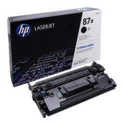 Заправка картриджа HP CF287X (87X)