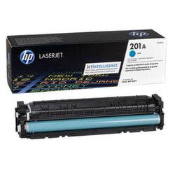 Заправка картриджа CF401A (201A) HP Color LaserJet Pro M252, M252dw, M252n, MFP M277, MFP M277dw, MFP M277n (голубой)