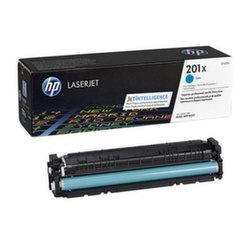 Заправка картриджа CF401X (201X) HP Color LaserJet Pro M252, M252dw, M252n, MFP M277, MFP M277dw, MFP M277n (голубой)