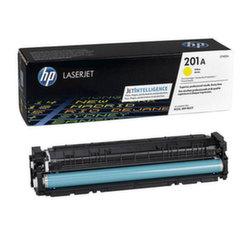 Заправка картриджа CF402A (201A) HP Color LaserJet Pro M252, M252dw, M252n, MFP M277, MFP M277dw, MFP M277n (желтый) + чип
