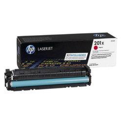 Заправка картриджа CF403X (201X) HP Color LaserJet Pro M252, M252dw, M252n, MFP M277, MFP M277dw, MFP M277n (пурпурный)